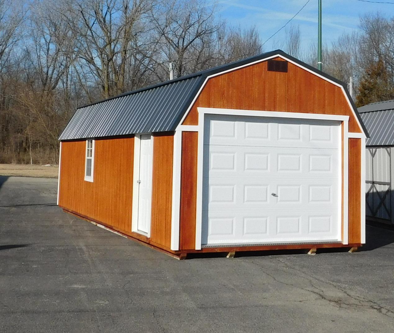 Hilltop Storage Sheds - Locally Built & Serviced Storage Sheds